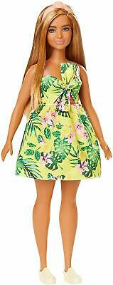 Barbie Fashionistas Doll 126 Curvy Body Type Deluxe Doll Exclusive Fashionistas