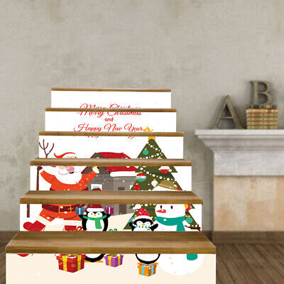 1pcs Sticker Gifts 3D Self Adhesive Decor Staircase Sticker for Bar Store Home