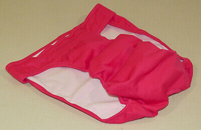 Wegreeco Washable Doggie Diaper Pink Female, Size XXL