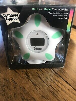 Tommee Tippee Bath And Room Thermometer Closer To Nature