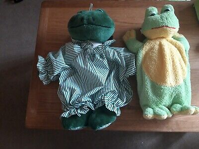 Frog Pj Case And Hot Water Cover
