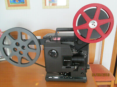 Proyector 16mm Bell Howell 2585 impecable