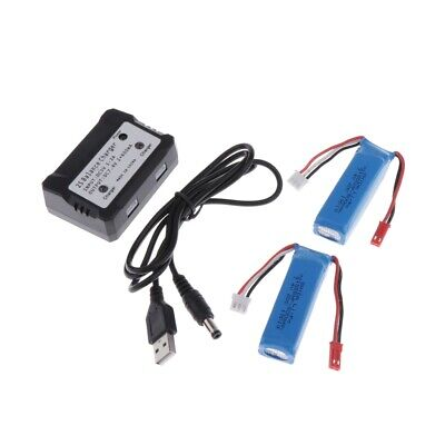 Fytoo 1PCS 2 in 1 Balance Charger for MJX B5W F20 Bugs 5W JJRC X5 Brushless 4-ax