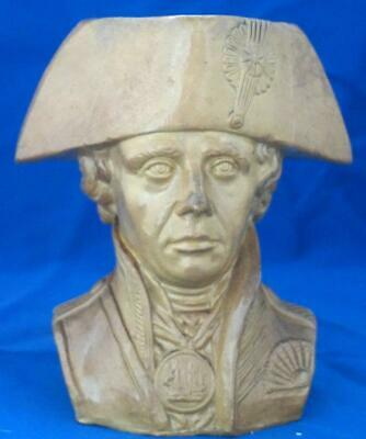 Royal Doulton Stoneware Antique Character Jug Admiral lord Horatio Nelson