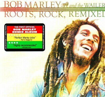 Bob Marley And The Wailers ‎– Roots, Rock, Remixed, 2008 Reggae NEW/Sealed