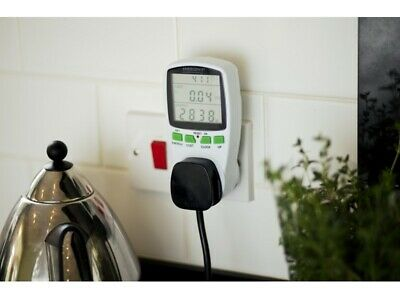 Energenie Ener007 Energy Saving Power Meter Socket