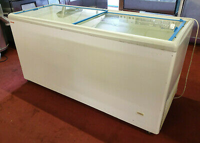 Glass topped chest freezer (REF-1920/669)
