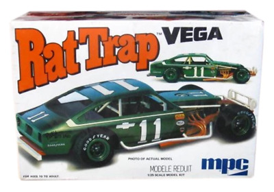 MPC 1/25 Rat Trap 1974 Chevy Vega Drag Car