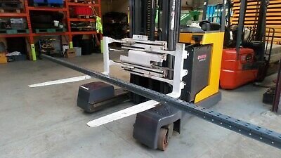 Atlet Four way Reach truck / Sideloader