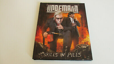 CD - Lindemann, Skills in Pills, Special Edition, Booklet, Rammstein, Top