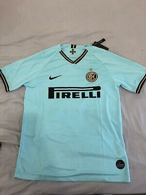 Inter Milan 2019/20 Away Shirt Large Brand New With Tags