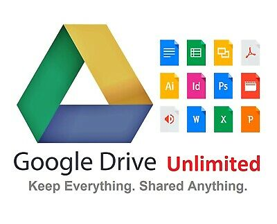 Unlimited Google Drive Storage On Your Existing Gmail or G Suite