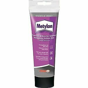 METYLAN Mastic pour tapisserie et rénovation 290g Tube METYLAN, MTR12