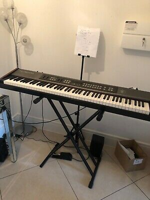 Roland RD - 170 Keyboard with foot pedal, stand and speakers