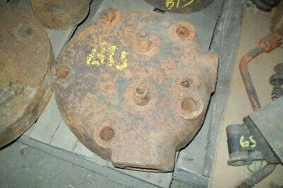 Fairbanks Morse 10 or 15 HP Gas Engine Cylinder Head