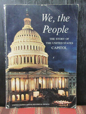 We, The People - The Story Of The United States Capitol  - 1966