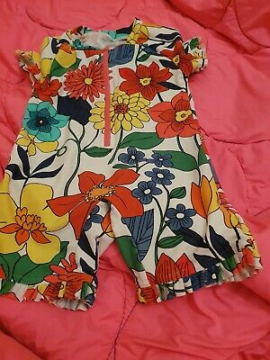 Lovely Girls Next Flower Swimming Suit Age 6-9 Months