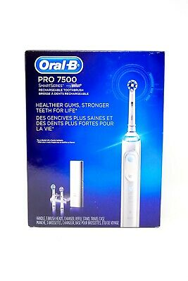 Oral B Pro 7500 SmartSeries Electric Rechargeable Toothbrush