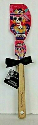 Dia de los Muertos Day of the Dead Calavera La Catrina Spatula Set of 2 Folk Art