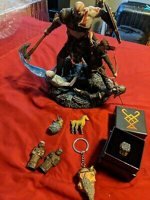 God of War Stone Mason's Collector's Edition (Statue Only)