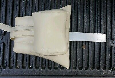 Chayes Virginia Dental Chair Headrest  white and pink available
