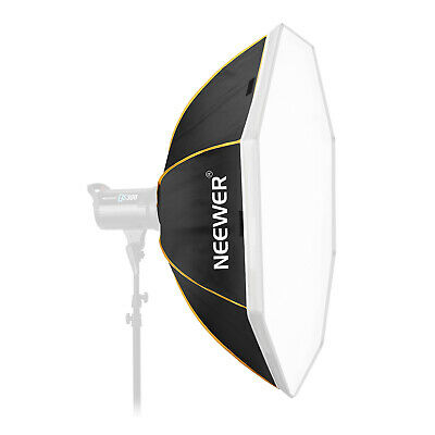 Neewer 36 inches/90 centimeters Octagon Softbox with Bowens Mount Speedring