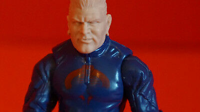 MH095 Cast Action figure head sculpt for use with 1:18th scale GI JOE Military