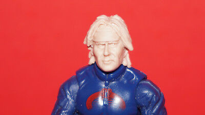 MH086 Cast Action figure HEAD SCULPT FOR USE WITH 1:18th Scale gi joe militaire