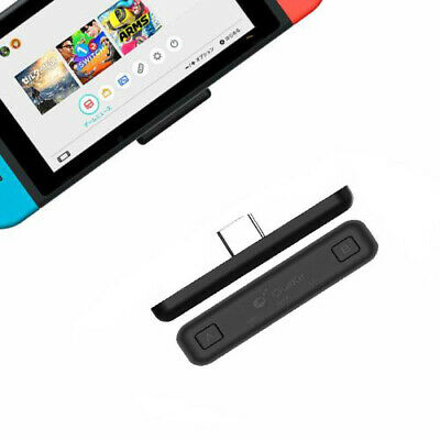 For Nintendo Switch GULIkit Route Air bluetooth Adapter HIFI Audio Tranceiver