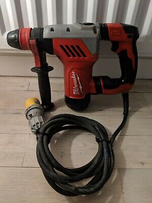 Milwaukee Plh28Xe 3 Kg D-Shape 110V Sds-Plus Hammer Drill