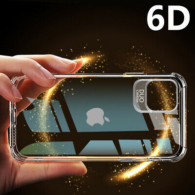 For iPhone 11 Pro Max Xs Max XR 8 Plus Clear Soft Slim Silicone Phone Case Cover