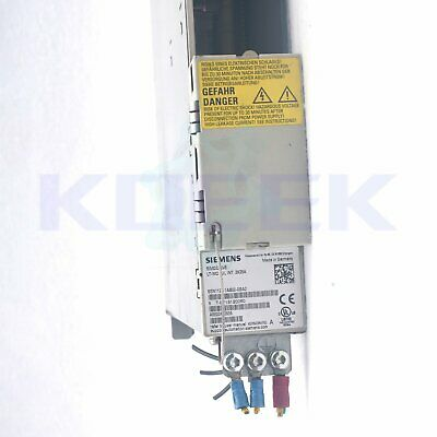 1PC Used Siemens AC Servo drive 6SN1123-1AB00-0BA2 Tested Good fast delivery