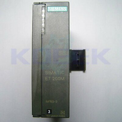 Used Siemens PLC module 6ES7153-2AA01-0XB0 Tested In Good Condition
