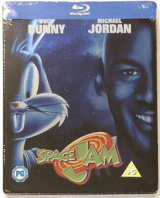 Space Jam Steelbook - Limited Edition Blu-Ray