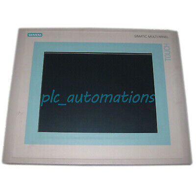 Used Siemens 6AV6 545-0AG10-0AX0 TOUCH PANEL 6AV65450AG100AX0 Tested Good