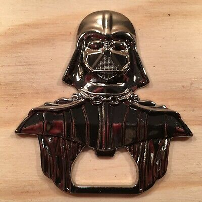 "STAR WARS ""Darth Vader"" Awesome Metal Bottle Opener Kitchen Gadget **NEW**"