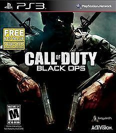 Call of Duty: Black Ops (Sony PlayStation 3, 2011)M