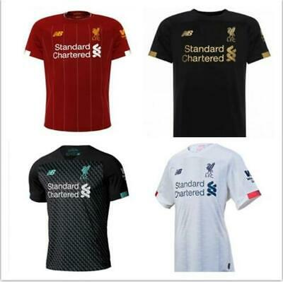 New 19-20 Football Soccer Home Away Full Kit T-shirt Jersey Strip Adults Outfits