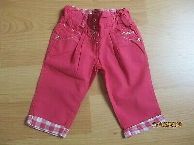 Creeks Pantalon Fille 6 Mois Rose Excellent Etat
