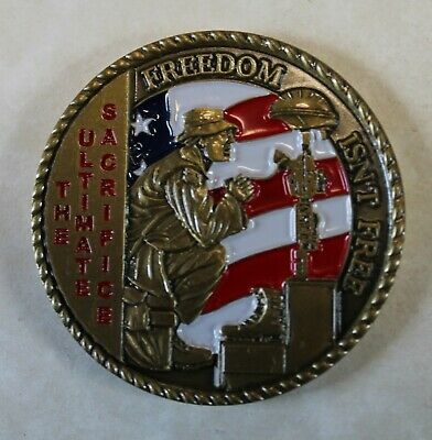 British ArmySpecial Air ServiceKill or CaptureMilitary Challenge Coin