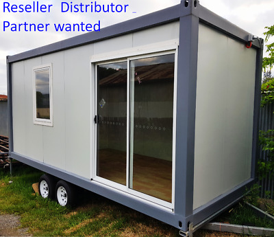 Distributor Partner Wanted Australia wide Unique 2 hours to set up Granny Flat/