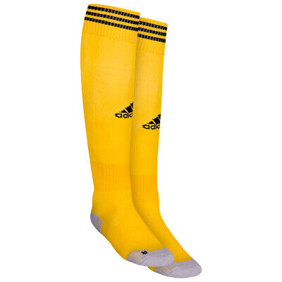 Adidas Adisock 12 Football Men's Ladies Children Support Socks X20997 Yellow New
