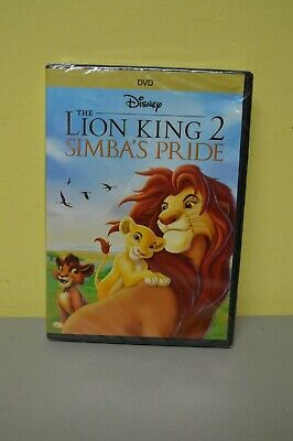 The Lion King II: Simbas Pride (Blu-ray/DVD, 2017, 2-Disc Set, Includes...