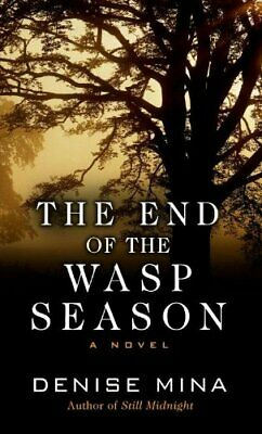 The End of the Wasp Season  Wheeler Large Print Book Series
