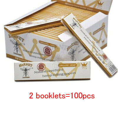 Fashion Easy rolling papers Cigarette Filters rolled tip Smoking Accessorie