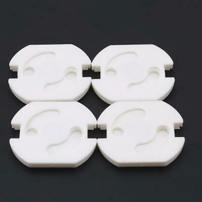 10X Baby Kids Safety Power Board Covers Protector Socket Outlet Point Plug JA