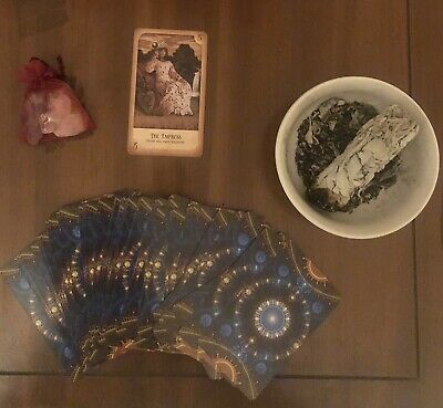 One Card Tarot Psychic Reading - Ask 3 Questions - Answers Within 24 Hrs