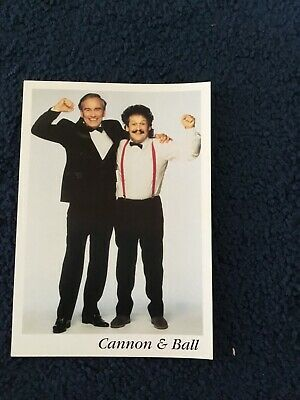 cannon and ball Autograph