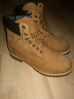 Timberland Boots Rust 9,5W, Gr. 43,5