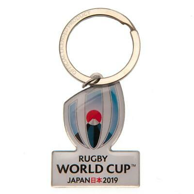 Official Rugby World Cup 2019 Japan Keyring  - RFU / Rugby / Gift / World Cup